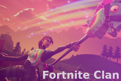 ChroMe Fortnite Clan
