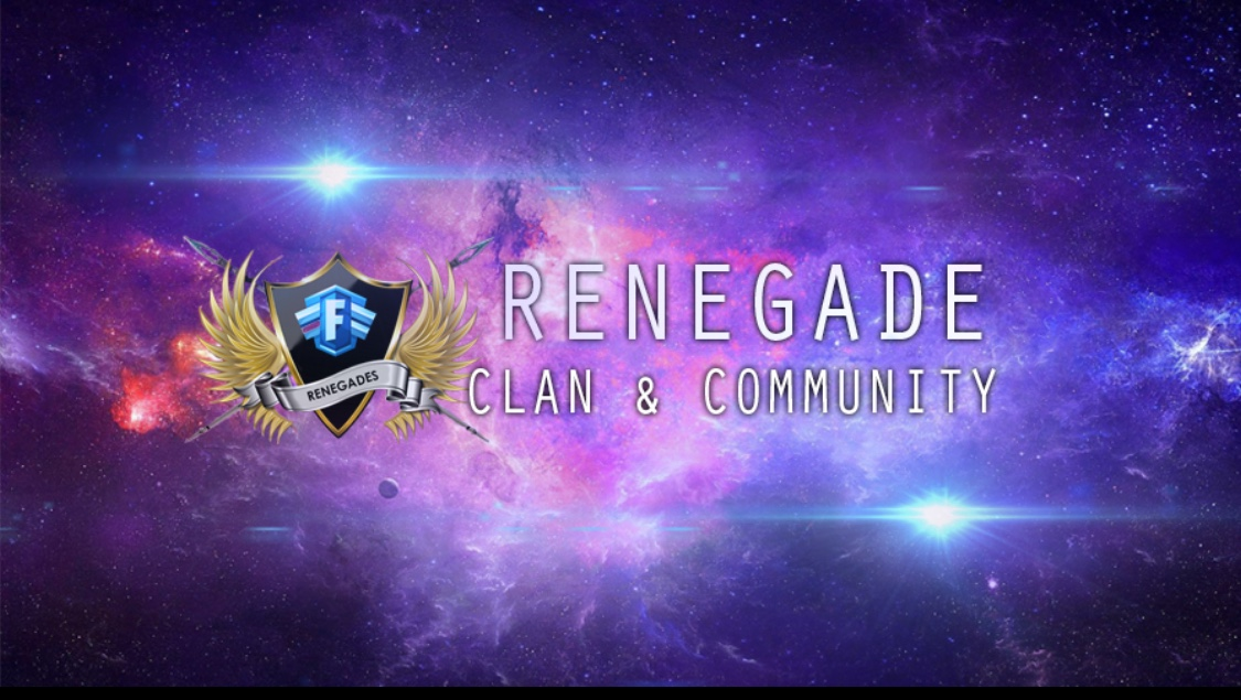 the renegades clan / community Fortnite Clan